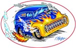 Hot Rod Fire Delivery