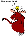 lit moose test cartoon