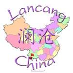 Lancang, China...
