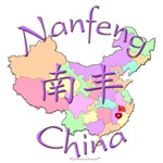 Nanfeng Color Map, China