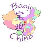 Baoji, China