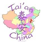 Tai'an, China