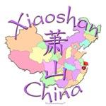 Xiaoshan, China...