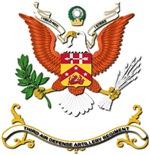 Army - Regimental Colors - 3rd Air Defense Artille
