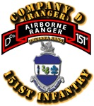 Army - CO D - 151st Infantry (RGR)