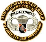 5th SFG Airborne Bdge - Vietnam
