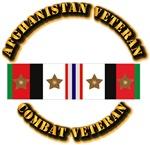 Afhganistan Veteran w 4 Campaign Star