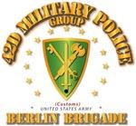 42d Military Police Group (Customs) - Berlin Briga