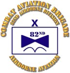 Combat Aviation Bde - 82nd AD