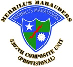 SOF - Merrills Marauders