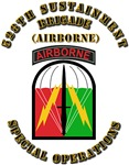 SOF - 528th Sustainment Bde SO Abn - SSI