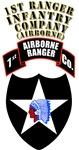 SOF - 1st Ranger Infantry Co - Abn