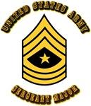 Army - Sergeant Major