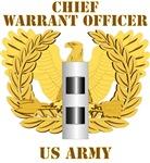 Army - Emblem - Warrant Officer CW2