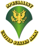 Army - Specialist - E4 wText - 1