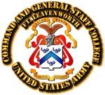 Army - School - CGSC - Ft Levenworth