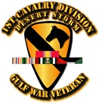 Army - DS - 1st Cav Div