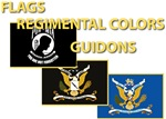 Flags, Regimental Colors and Guidons