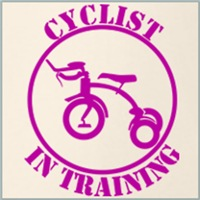 Cyclist In Training