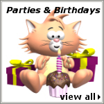 Parties & Birthdays