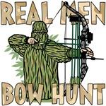 Real Men Bow Hunt