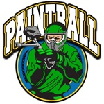 Paint Ball Logo T-Shirts and Gifts