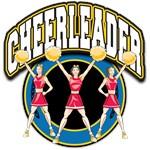 Cheerleader Logo T-Shirts and Gifts