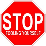 Stop Fooling Yourself Anti-Valentine