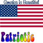 Patriotic USA Clothes and Accessories