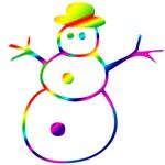 Really Cute Snowman