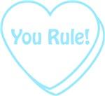 You Rule! Conversational Heart