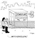 Energy Cartoon 7164
