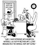 Chemical Cartoon 8791