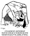 Anthropology Cartoon 1938