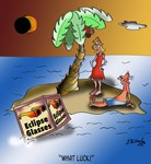 Eclipse Cartoon 9523