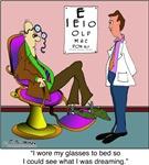 Glasses for Dreaming