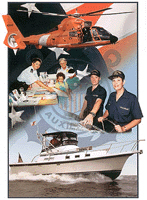 <P>About The Coast Guard Auxiliary