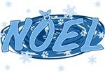 Blue Corgi Noel