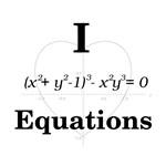 I Love Equations