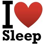I <3 Sleep