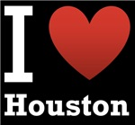 I Love Houston (dark)