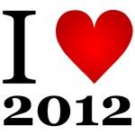 I Love 2012