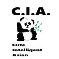 Cute Intelligent Asian