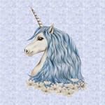 Unicorn Blue Hair