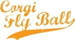 Corgi Fly Ball