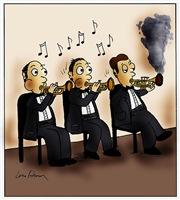 Smoking Trumpet
