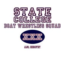 Boat wrestling stuff
