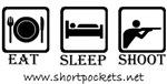 Eat, Sleep, Shoot