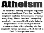 White Magic - Atheism