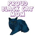 Proud Black Cat Mom